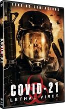 covid-21: lethal virus  - DVD