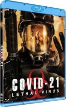 covid-21: lethal virus - Blu-Ray