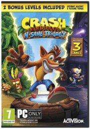 crash bandicoot - n'sane trilogy remastered (code in a box) - PC