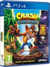 crash bandicoot - n'sane trilogy remastered - PS4