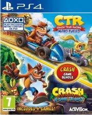 crash team racing + crash bandicoot - n'sane trilogy - PS4