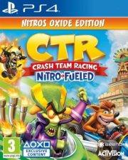 crash team racing - nitros oxide edition - PS4