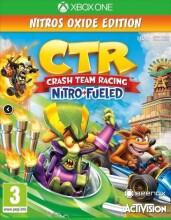 crash team racing - nitros oxide edition - xbox one