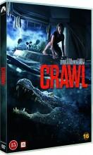 crawl - 2019 - DVD