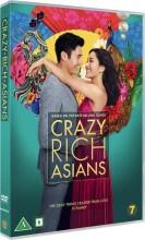 crazy rich asians - DVD