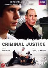 criminal justice - bbc - DVD