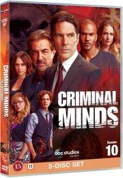 criminal minds - sæson 10 - DVD