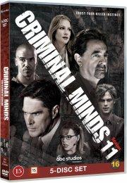 criminal minds - sæson 11 - DVD