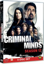criminal minds - sæson 12 - DVD
