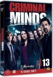 criminal minds - sæson 13 - DVD