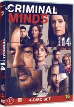 criminal minds - sæson 14 - DVD