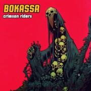 bokassa - crimson riders - cd