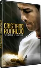 cristiano ronaldo film: the world at his feet - DVD