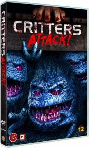 critters attack! - DVD