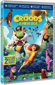 the croods 2: a new age / the croods 2: en ny tid - DVD