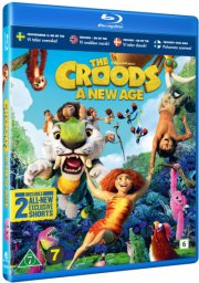 the croods 2: a new age / the croods 2: en ny tid - Blu-Ray