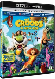 the croods 2: a new age / the croods 2: en ny tid - 4k Ultra HD Blu-Ray