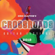 eric clapton - crossroads guitar festival 2019 - cd