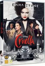cruella - 2021 - DVD