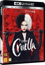 cruella - 2021 - 4k Ultra HD Blu-Ray