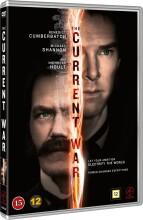 the current war - DVD