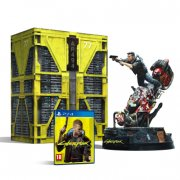 cyberpunk 2077 (collector's edition) - PS4
