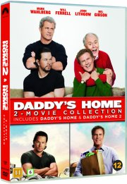 daddy's home // daddy's home 2 - DVD