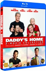 daddy's home // daddy's home 2 - Blu-Ray