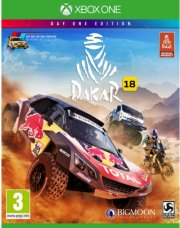 dakar 18 (day one edition) - xbox one