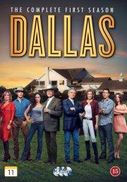 dallas - sæson 1 - DVD