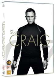casino royale // skyfall // spectre // quantum of solace - the daniel craig collection - DVD