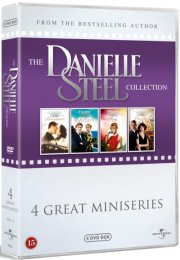 danielle steel collection - 5 miniserier - vol. 4 - DVD