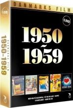 danmarks film 1950-1959 - DVD