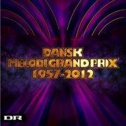 - dansk melodi grand prix 1957 - 2012 - cd
