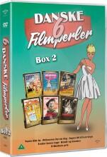 6 danske filmperler - box 2 - DVD