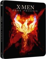 x-men: dark phoenix - steelbook - inkl 4k version - Blu-Ray