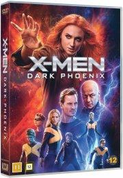 x-men: dark phoenix - DVD