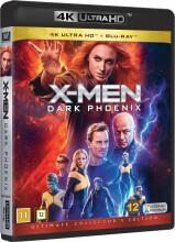 x-men: dark phoenix - 4k Ultra HD Blu-Ray