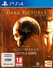the dark pictures anthology - volume 1 - PS4