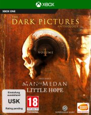 the dark pictures anthology - volume 1 - xbox one
