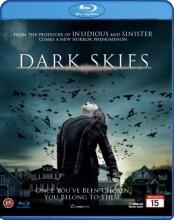dark skies - Blu-Ray