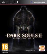dark souls ii (2): scholar of the first sin - PS3