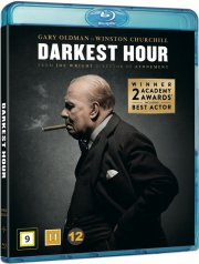 darkest hour 2017 - winston churchill - Blu-Ray