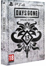 days gone - special edition - nordic - PS4
