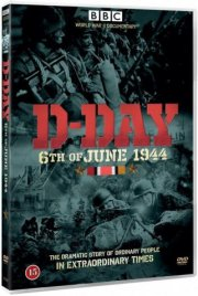 d-day - 6. of june 1944 - bbc - DVD