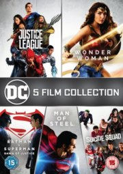 dc 5-film collection - DVD
