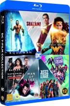 shazam / aquaman / justice leauge / wonder woman / suicide squad - dc comics - Blu-Ray