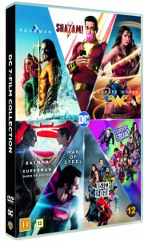 shazam / aquaman / justice leauge / wonder woman / suicide squad - dc comics - DVD