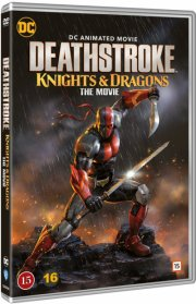 deathstroke: knights & dragons - the movie - DVD
