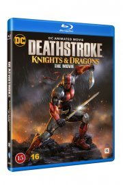 deathstroke: knights & dragons - the movie - Blu-Ray